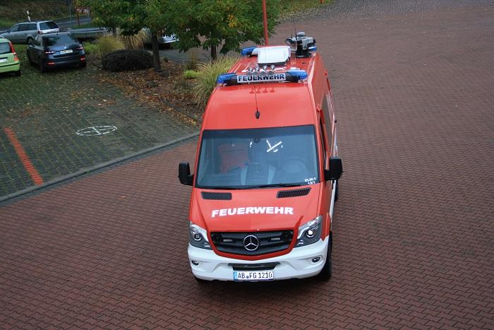 Fw Großostheim Elw 1 Bos Mobile Systeme